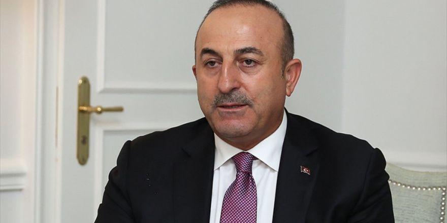 Dışişleri Bakanı Çavuşoğlu'ndan Lozan Değerlendirmesi