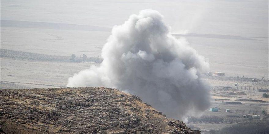 Abd Topçu Birlikleri Musul'da İlk Defa Deaş Hedeflerini Vurmaya Başladı