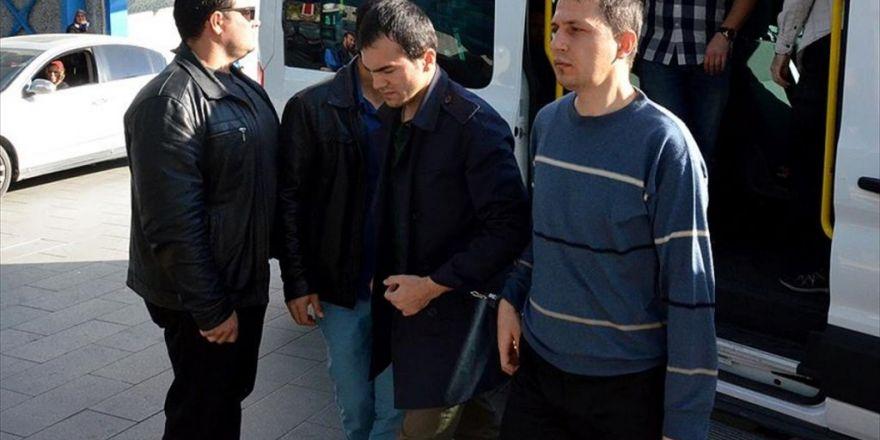 Konya'da 'Bylock' Soruşturmasında 5 Savcı Ve Hakim Tutuklandı
