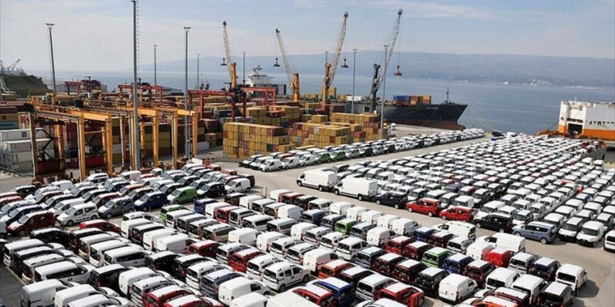 Otomotivde Üretim Ve İhracat Yeni Rekora Koşuyor