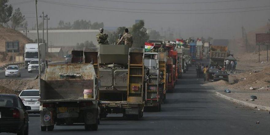 Musul'u Kurtarma Operasyonunda Irak Askerleri Arasında Şii Milislerin De Olduğu İddiası