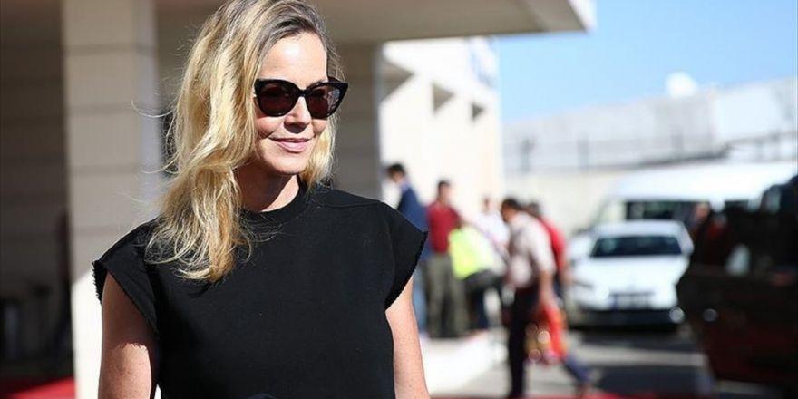 Connie Nielsen, Festivale Katılmak İçin Antalya'ya Geldi