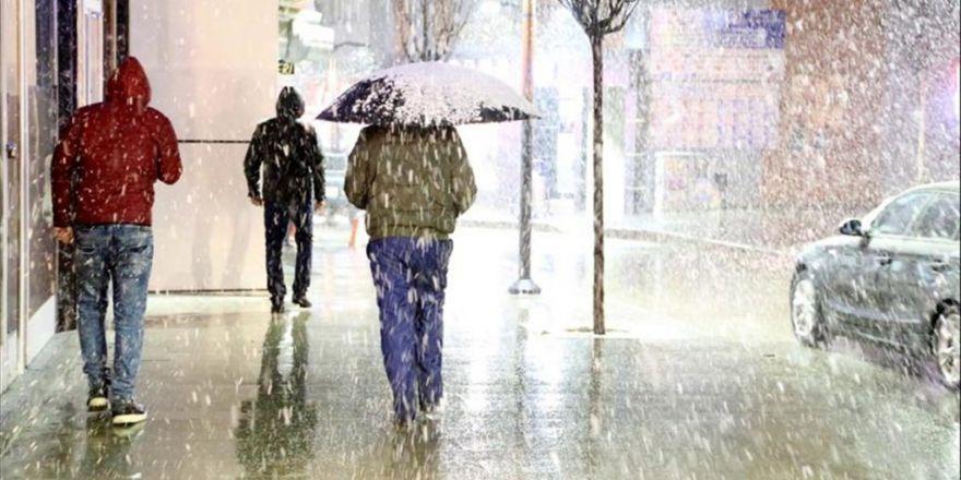 Kuzeydoğu'da Kar Yağışı Bekleniyor
