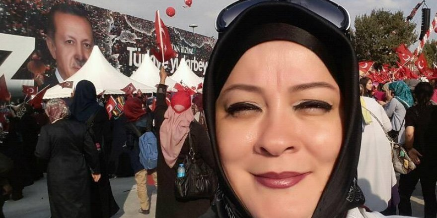 Nur Erdem Hanım Kılıçarslan meydanında