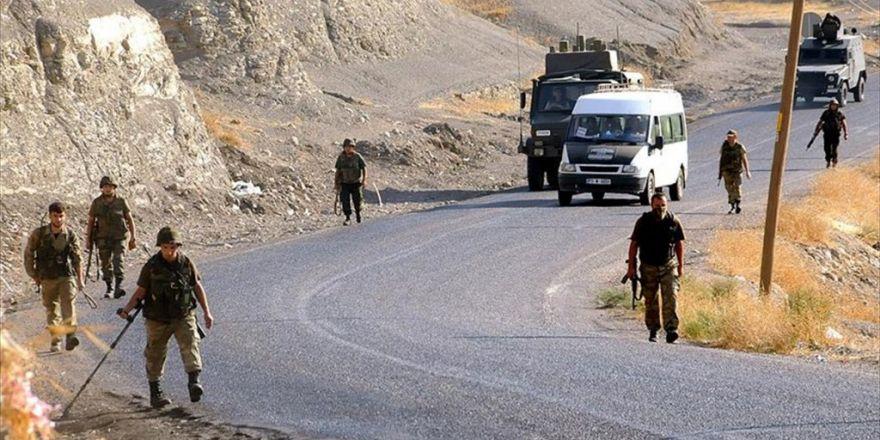 Hakkari'de Terör Saldırısı: Bir Asker Şehit