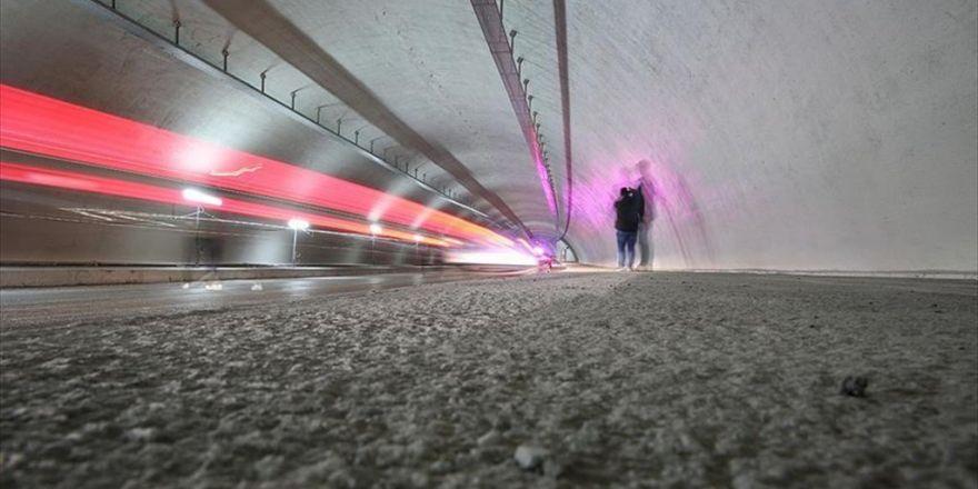 Avrasya Tüneli'ne Abd'den 'Dünyanın En İyi Tünel Projesi' Ödülü
