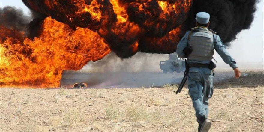 Afganistan'da 5 Ton Uyuşturucu İmha Edildi