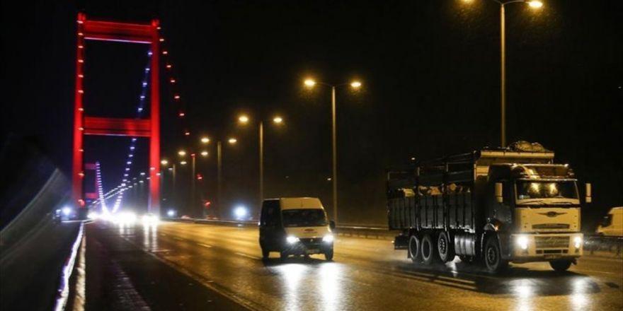 Fsm Köprüsü'nden Kaçak Geçişin Cezası 500 Liraya Yükseldi