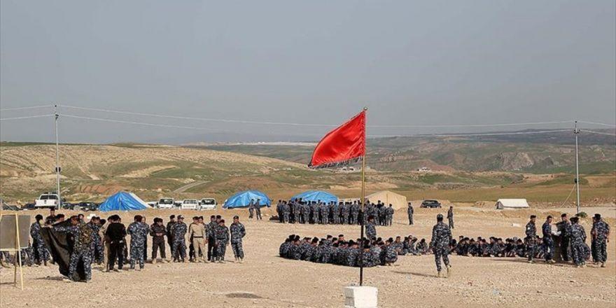 Türk Askerinin Eğittiği Ninova Muhafızları Musul Operasyonuna Katıldı