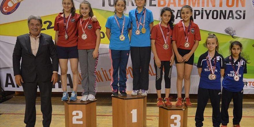 Türkiye Badmintonda Balkan Şampiyonu Oldu