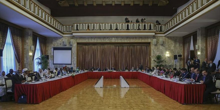 İsipab 36. İcra Komitesi Tbmm'de Toplandı