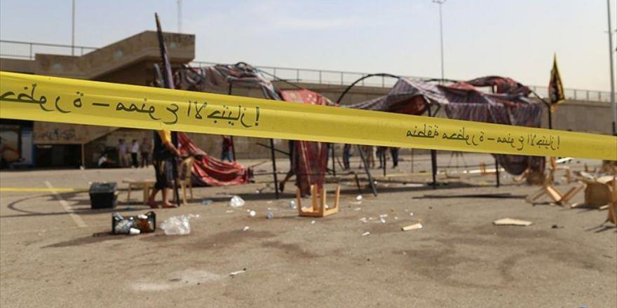 Bağdat'ta İntihar Saldırısı: 11 Ölü