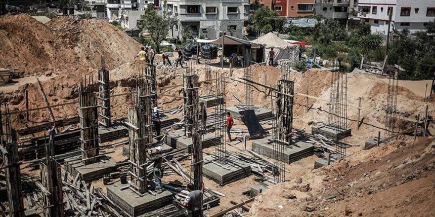 Unrwa Gazze Direktörü Schack: Gazze'de Bin 400 Ev Yeniden İnşa Ediliyor