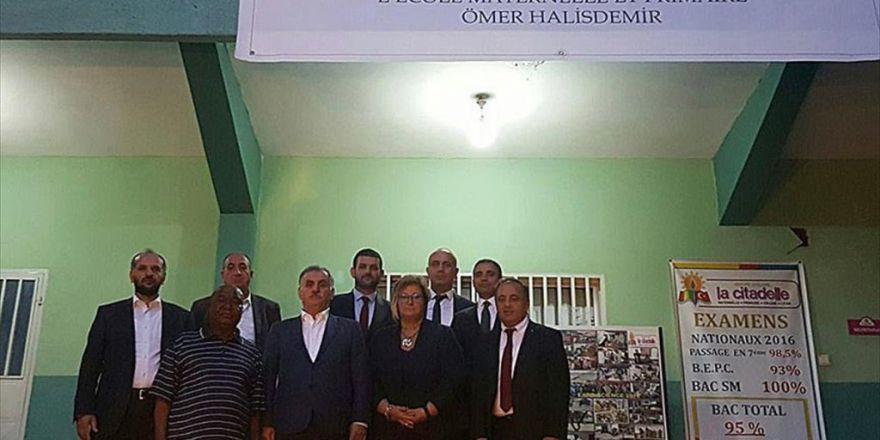 Türkiye Maarif Vakfı Gine'deki Tüm Fetö Okullarını Devraldı