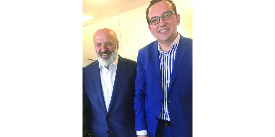 Mustafa İbalı Ethem Sancak'la
