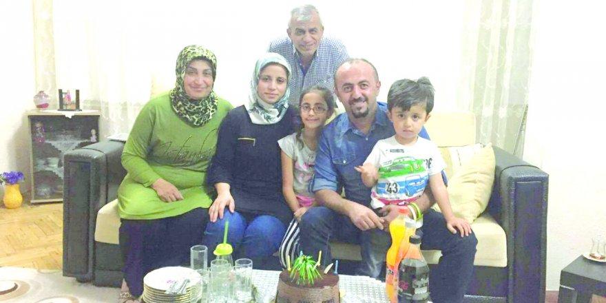 Yiğit Çevik'e doğumgünü kutlaması