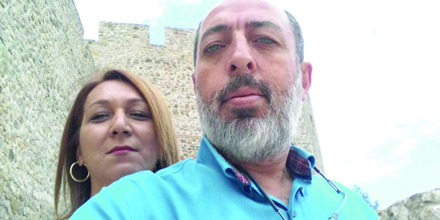 Osman ve Mine Yavuz Amasya Kalesi'nde