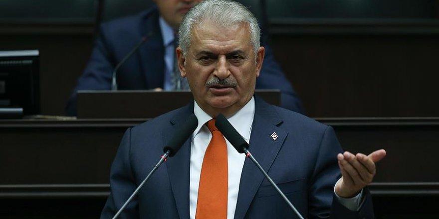 Başbakan Yıldırım: Hava Kuvvetlerimiz Musul operasyonunda yerini aldı