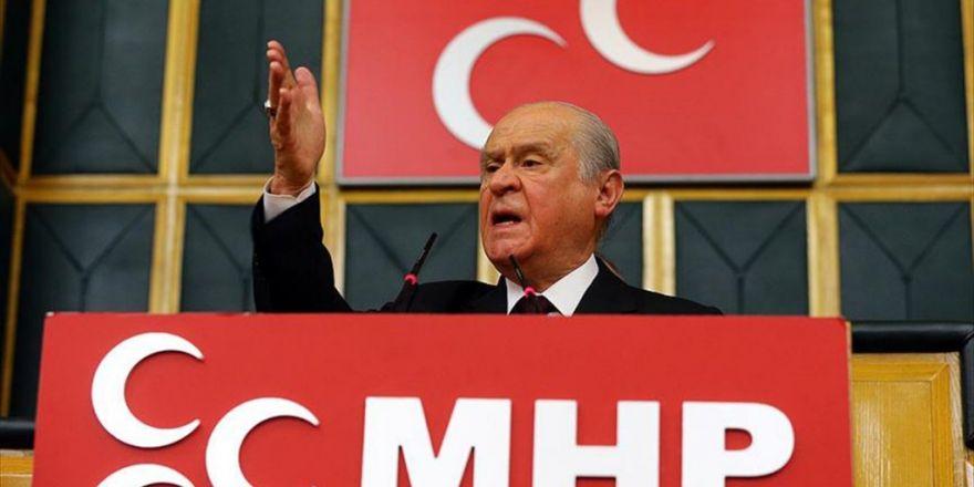 Bahçeli'den 'Başkanlık Referandumu' Açıklaması