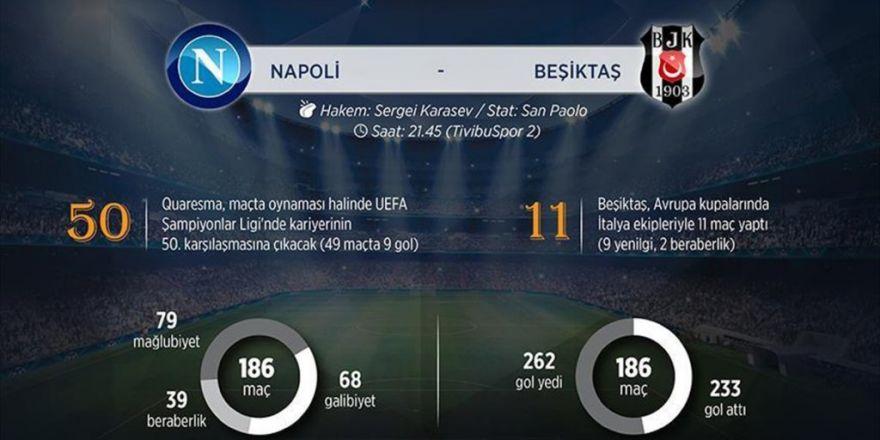 Beşiktaş Napoli Karşısında İlklerin Peşinde