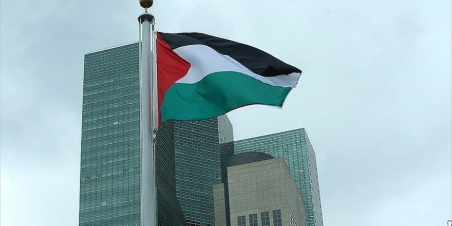 Filistin'den 'Yeni Yerleşim Birimi Planı'na Kınama