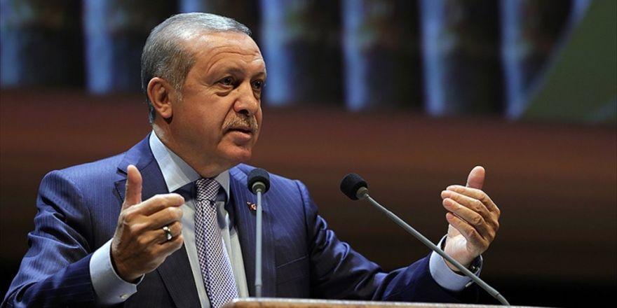 Cumhurbaşkanı Erdoğan: Terörle Ancak Uluslararası İşbirliğini Artırarak Mücadele Edebiliriz