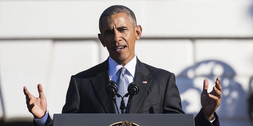 Abd Başkanı Obama: Musul Operasyonu Zorlu Bir Savaş Olacak