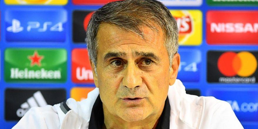 Beşiktaş Teknik Direktörü Güneş: Napoli Maçından İyi Bir Sonuçla Ayrılmak İstiyoruz