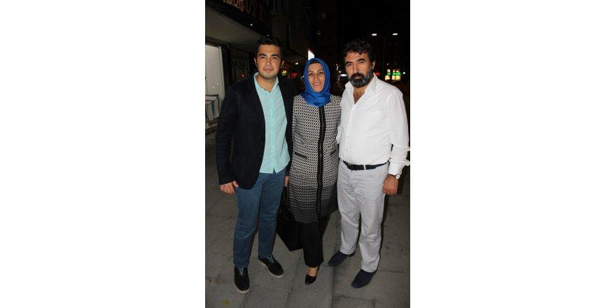 Mustafa Biltekin'in aile huzuru