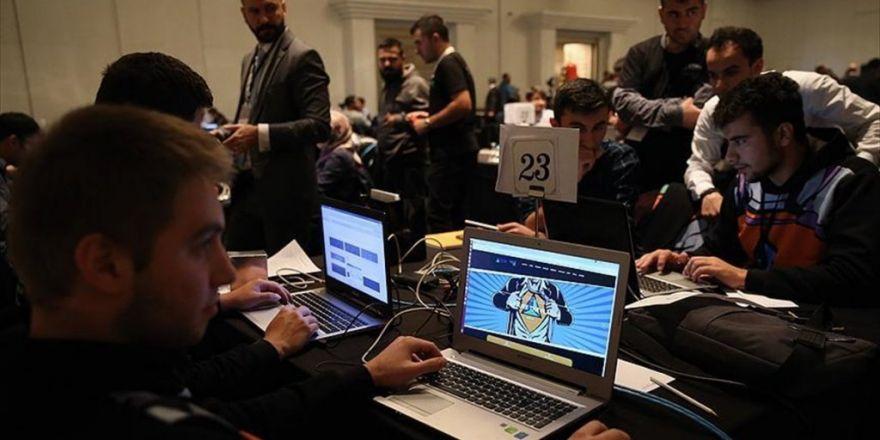 Siber Güvenlikçiler Hünerlerini Konuşturdu
