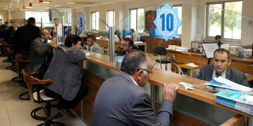 Selçuklu Belediyesi'nden yapılandırmada 31 Ekim hatırlatması