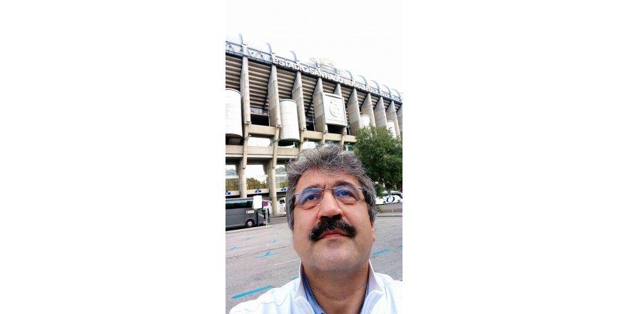 Prof. Mehmet İpçioğlu İspanya'da