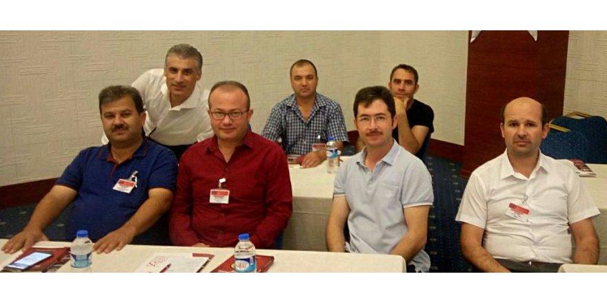 Recep Özgül, Ekrem Huğlu ve arkadaşları Ankara'da