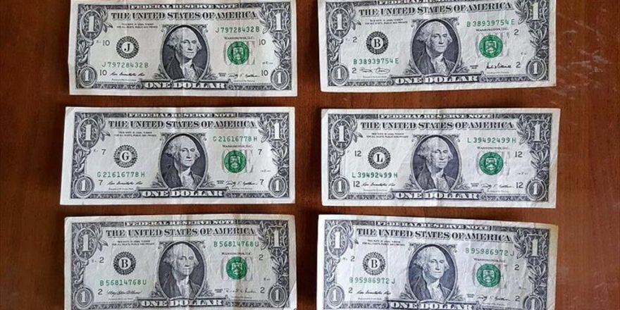 'Fetö'nün Bir Dolarlık Banknotları' İddianamede