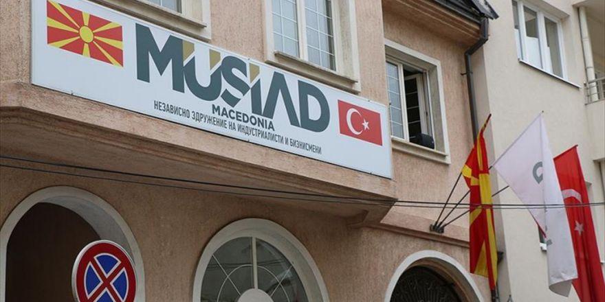Müsiad Makedonya'da Şube Açtı