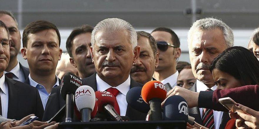 'Irak'ın Terör Örgütlerini Zapturapt Altına Alması Lazım'