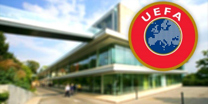 Uefa'dan Sibel Kolçak'a Görev