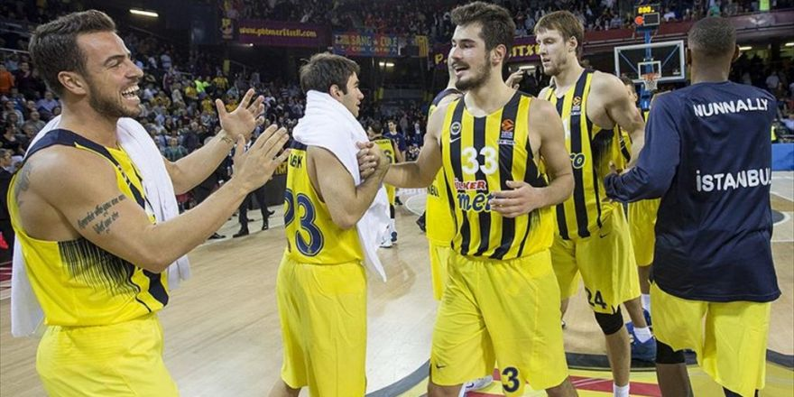 Fenerbahçe İspanya'nın Devini Yıktı