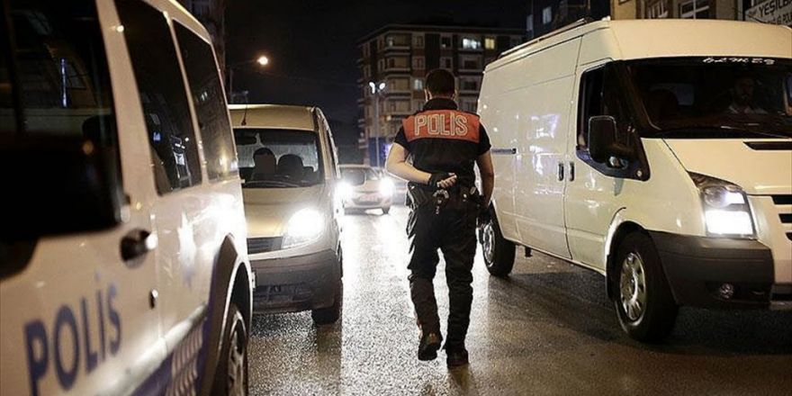 İstanbul'da 'Yeditepe Huzur' Uygulaması: 129 Gözaltı