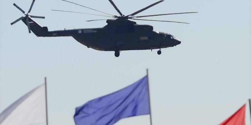 Rusya'da Helikopter Kazası: 19 Ölü, 3 Yaralı