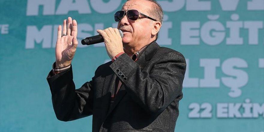 Cumhurbaşkanı Erdoğan: El Bab'a Da İneceğiz