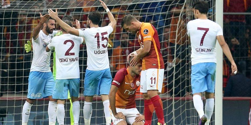 Türk Telekom Arena'da Gülen Taraf Trabzonspor Oldu