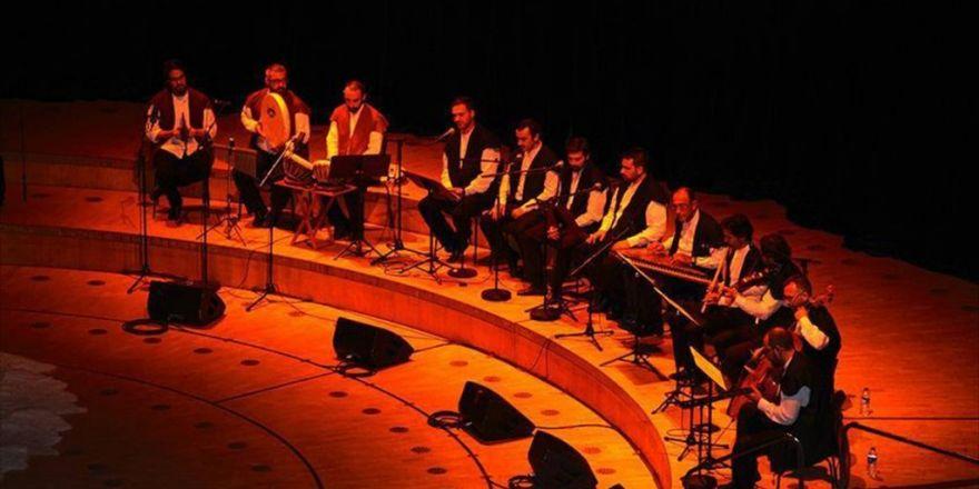 Suriyeli Çocuklar Yararına 'Sufi Devran' Konseri