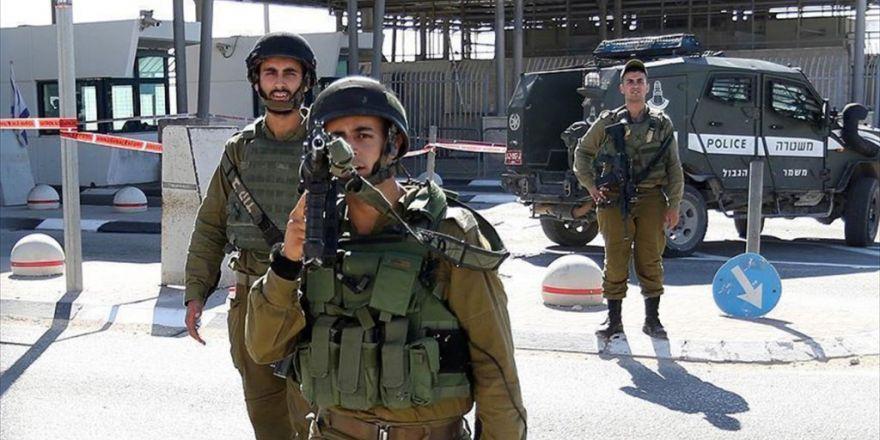 Filistin'den İsrail'e Girişler 'Simhat Tora' Nedeniyle Kapatıldı