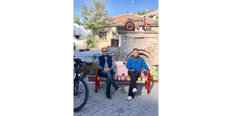 Ali Düz ve Murat Kılıç'tan Sille hatırası