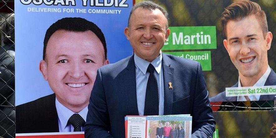 Avustralya'da Türk Kökenli Aday Öztürk Yıldız, Üçüncü Kez Meclis Üyeliğine Seçildi