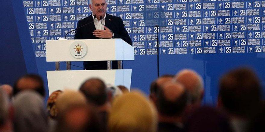 'Anayasa Ve Başkanlık Sistemi Çalışmalarımızı Tamamladık'