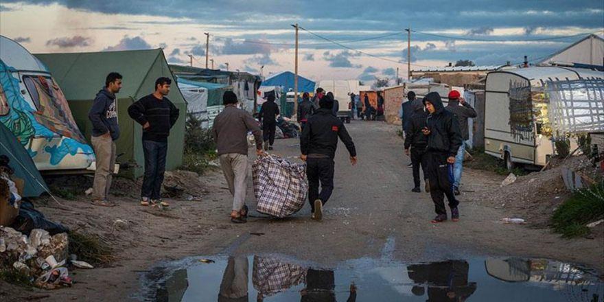 Jungle Sığınmacı Kampında Tahliye Başladı