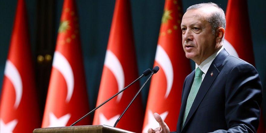Cumhurbaşkanı Erdoğan: Terörizmle Mücadelede Bm'nin Öncü Rol Oynamasını Arzu Ediyoruz