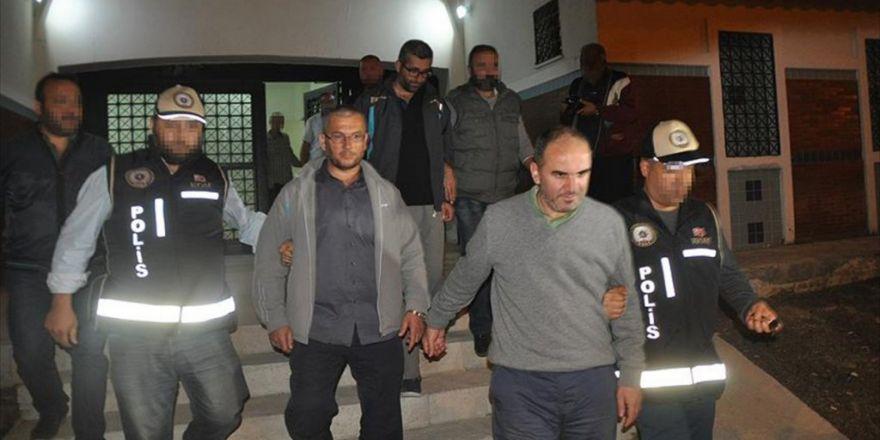Göçmenler İle Kaçmak İsteyen Fetö Üyeleri Yakalandı